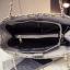 กระเป๋าหนัง Premium PU ทรง saffiano thumbnail 3