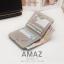 กระเป๋าสตางค์ผู้หญิง แบบบาง รุ่น AMAZ SlimII สีชมพู thumbnail 18