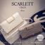 กระเป๋าคลัชท์ผู้หญิง รุ่น SCARLETT สีทอง thumbnail 6