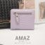 กระเป๋าสตางค์ผู้หญิง แบบบาง รุ่น AMAZ SlimII สีชมพู thumbnail 24