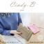 กระเป๋าสตางค์ผู้หญิง ทรงถุง สีแดง รุ่น CINDY-B thumbnail 15