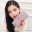 กระเป๋าสตางค์ผู้หญิง รุ่น LETTER สีชมพู thumbnail 22