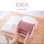 กระเป๋าสตางค์ผู้หญิง รุ่น RIKA สี Indian Red แดงอินเดียน thumbnail 1