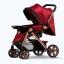 CS10120 รถเข็นเด็ก Welebao MT03 Premium สีแดง thumbnail 10