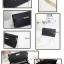 กระเป๋าสตางค์ พร้อมสายโซ่สายพายยาว Black thumbnail 5