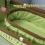 TB21012 เตียงนอนเด็ก (สไตล์ยุโรป) สีเขียว thumbnail 4