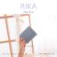 กระเป๋าสตางค์ผู้หญิง รุ่น RIKA สี Indian Red แดงอินเดียน thumbnail 12