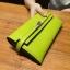 กระเป๋าสตางค์หนังวัว (เขียวมะนาว) thumbnail 2