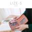 กระเป๋าสตางค์ผู้หญิง LIZE-S สีเขียว thumbnail 20