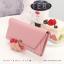 กระเป๋าสตางค์ผู้หญิง รุ่น LETTER สีชมพู thumbnail 1