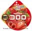 พร้อมส่ง ** UHA Cororo - Strawberry เยลลี่โคโรโระ รสสตรอว์เบอร์รี่ อร่อยเหมือนเคี้ยวผลไม้สด 1 ห่อบรรจุ 40 กรัม thumbnail 1