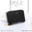กระเป๋าใส่บัตร เอนกประสงค์ รุ่น SMILE สีดำ thumbnail 1