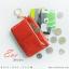 กระเป๋าสตางค์ ใส่เหรียญ รุ่น EVE สีขาวนวล thumbnail 13