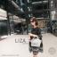 กระเป๋าสะพายข้าง รุ่น LIZA สีเงิน thumbnail 10