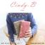 กระเป๋าสตางค์ผู้หญิง ทรงถุง สีแดง รุ่น CINDY-B thumbnail 11