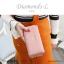 กระเป๋าสตางค์ผู้หญิง ใบยาว รุ่น DIAMONDS-L สีน้ำเงิน thumbnail 14