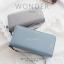 กระเป๋าสตางค์ผู้หญิง รุ่น WONDER สีชมพู thumbnail 16