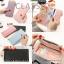 กระเป๋าสตางค์ผู้หญิง รุ่น CLASSIC สีชมพู thumbnail 23