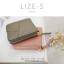 กระเป๋าสตางค์ผู้หญิง LIZE-S สีเขียว thumbnail 10