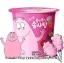 พร้อมส่ง ** Barbapapa Cotton Candy หมากฝรั่งสายไหมเกาหลี บรรจุ 15 กรัม thumbnail 1