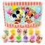 พร้อมส่ง ** Disney mini Eraser in Capsule Toy ยางลบลายดิสนีย์ในตู้หมุนไข่สุดน่ารัก หมุนเล่นได้จริงๆ 1 กล่องใหญ่ (มีทั้งหมด 24 ชิ้น 12 ลาย) thumbnail 1