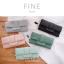 กระเป๋าสตางค์ผู้หญิง FINE สีเขียว thumbnail 19