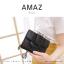 กระเป๋าสตางค์ผู้หญิง ขนาดกลาง รุ่น AMAZ สีม่วง thumbnail 26