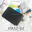 กระเป๋าสตางค์ผู้หญิง ทรงถุง รุ่น AMAZ-B2-L สีชมพูเข้ม thumbnail 8