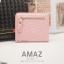 กระเป๋าสตางค์ผู้หญิง แบบบาง รุ่น AMAZ SlimII สีชมพู thumbnail 10