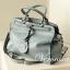 กระเป๋าหนังแท้ Blueblack Rio (ฟ้า) thumbnail 1