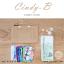 กระเป๋าสตางค์ผู้หญิง ทรงถุง สีแดง รุ่น CINDY-B thumbnail 8