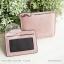 กระเป๋าสตางค์ผู้หญิง BOYFRIEND-Pink thumbnail 1