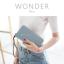 กระเป๋าสตางค์ผู้หญิง รุ่น WONDER สีชมพู thumbnail 20