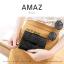 กระเป๋าสตางค์ผู้หญิง ขนาดกลาง รุ่น AMAZ สีม่วง thumbnail 27