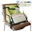 TP12059 กระเป๋าเก็บสัมภาระคุณแม่ เอนกประสงค์ ใช้เป็นเก้าเสริมหนุนรองนั่งได้ สีเขียว thumbnail 9