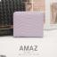 กระเป๋าสตางค์ผู้หญิง แบบบาง รุ่น AMAZ SlimII สีชมพู thumbnail 23