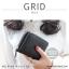 กระเป๋าสตางค์ผู้หญิง GRID สีเขียวเข้ม thumbnail 5