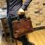 กระเป๋าถือ Boy (Brown) thumbnail 2