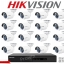 HIKVISION (( Camera set 16 )) DS-2CE16D0T-IR x 16 DS-7216HQHI-F2/N x 1 thumbnail 1