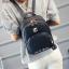 กระเป๋าเป้ผู้หญิง รุ่น AMAZ BAG สีดำ thumbnail 6