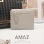 กระเป๋าสตางค์ผู้หญิง แบบบาง รุ่น AMAZ SlimII สีชมพู thumbnail 21