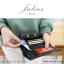 กระเป๋าสตางค์ผู้หญิง JULIUS สีม่วง thumbnail 11