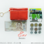กระเป๋าสตางค์ ใส่เหรียญ รุ่น EVE สีขาวนวล thumbnail 17