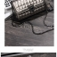 หนังแกะ ทรง Chanel สีเงิน/ กระเป๋าหนังแท้ thumbnail 2