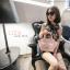 กระเป๋าสะพายข้าง รุ่น LIZA สีดำ thumbnail 3