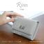 กระเป๋าสตางค์ผู้หญิง ใบสั้น รุ่น RINN สีชมพู thumbnail 14