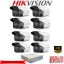 Hikvision (( Camera Set 8 )) HD720P (DS-2CE16C0T-IT3 x 8 , DS-7108HGHI-E1 x 1) thumbnail 1