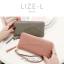 กระเป๋าสตางค์ผู้หญิง LIZE-L สีชมพู thumbnail 25