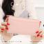 กระเป๋าสตางค์ผู้หญิง รุ่น CLASSIC สีชมพู thumbnail 14