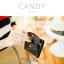 กระเป๋าสตางค์ผู้หญิง ใบสั้น รุ่น CANDY สีฟ้าเรโทร thumbnail 16